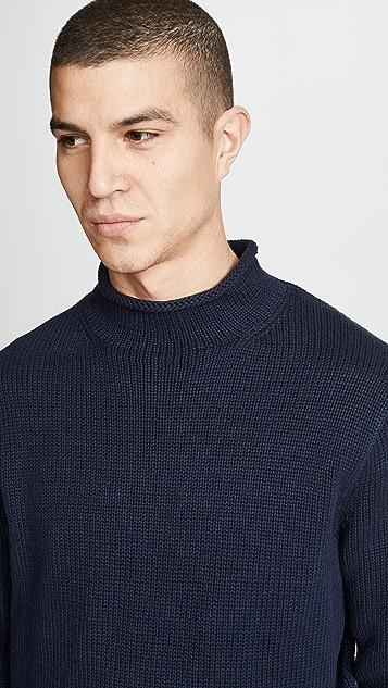 J. Crew Classic Rollneck Sweater