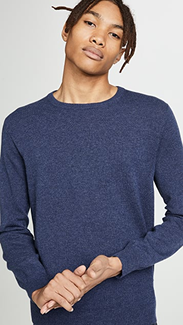 J. Crew Solid Everyday Cashmere Pullover