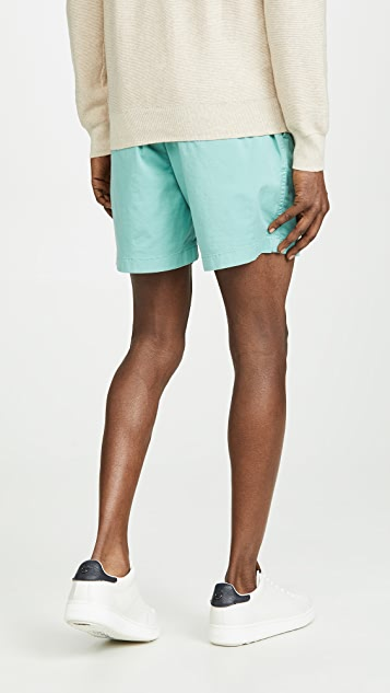 J. Crew Lightweight Stretch Chino Dock Shorts