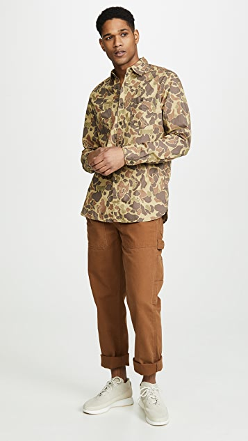 J. Crew Wallace & Barnes Painter Camp Pants