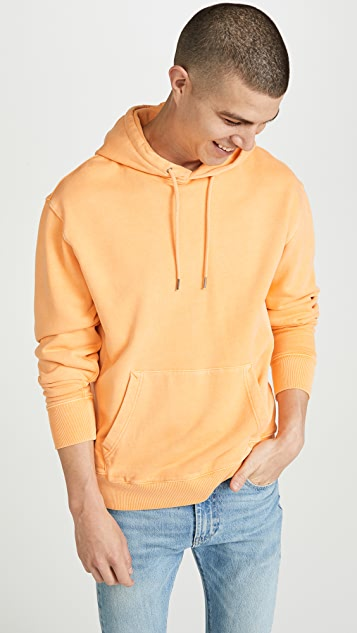 J. Crew 330 French Terry Pullover Hoodie