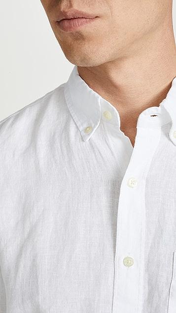 J. Crew Long Sleeve Baird Mcnutt Linen Shirt