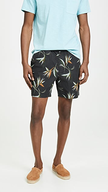 J. Crew Wallace & Barnes Military Dock Shorts