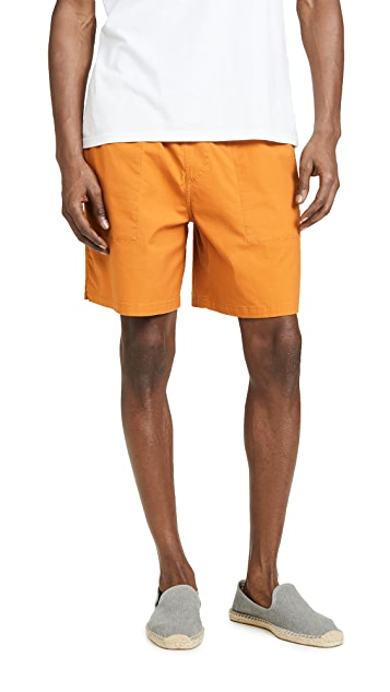 J. Crew Oversized Dock Shorts