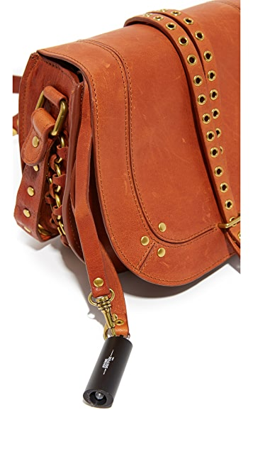 Jerome Dreyfuss Festival Victor Saddle Bag