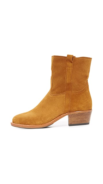 Jerome Dreyfuss Jane Booties