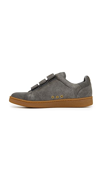 Jerome Dreyfuss Run Velcro Sneakers