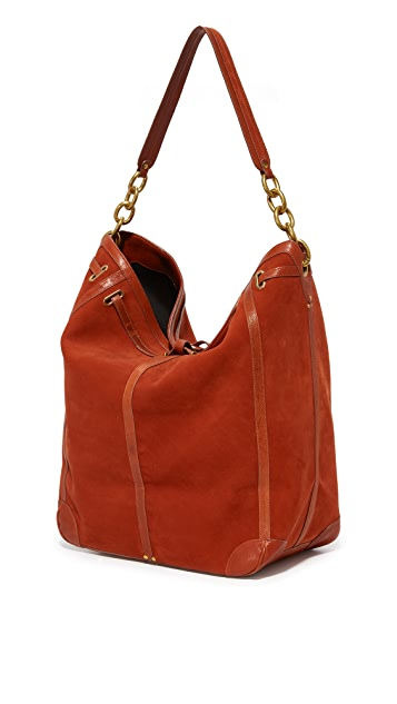 Jerome Dreyfuss Large Tanguy Hobo Bag