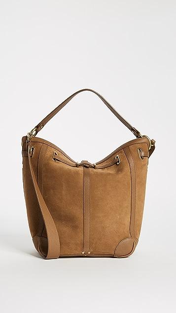 Tanguy Calfskin Bag in Nubuck 1CmVGG