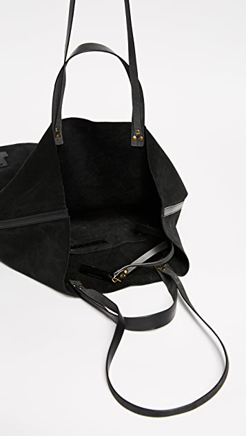 Jerome Dreyfuss Gilles Tote Bag