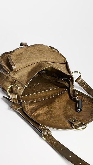 Jerome Dreyfuss Mini Felix Crossbody Bag