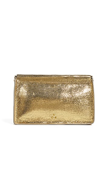 Jerome Dreyfuss Clic Clac Clutch