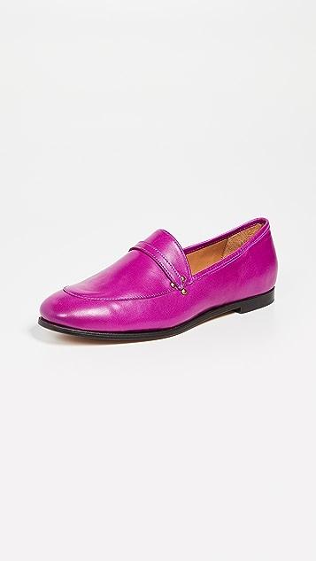 Jerome Dreyfuss Gabi 平跟船鞋