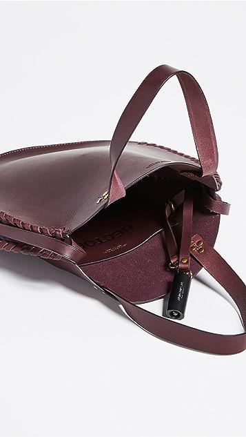 Jerome Dreyfuss Mini Hector Circle Bag