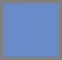 голубой в стиле банданы