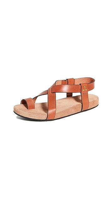 Jerome Dreyfuss Ingrid Toe Ring Sandals