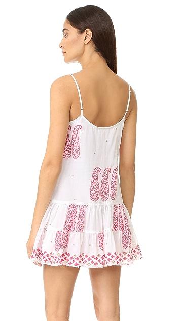 Juliet Dunn Cami Cover Up Dress