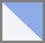 White/Klein Blue