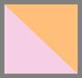 Sugar Pink/Neon Orange
