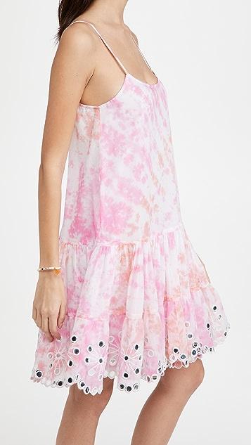 Juliet Dunn Strappy Dress