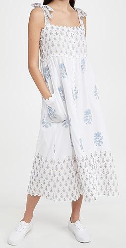 Juliet Dunn - Tie Shoulder Dress