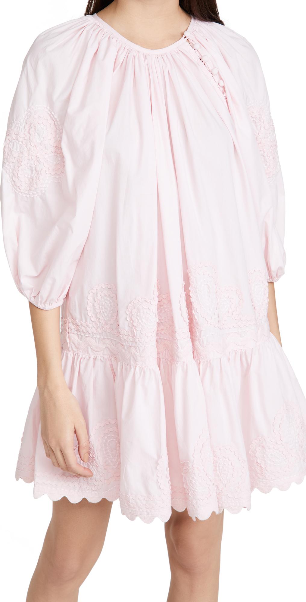 Raglin Boho Dress