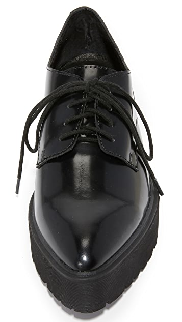 Jeffrey Campbell Bardem Platform Oxfords