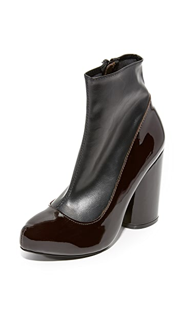 Jeffrey Campbell Sequel Low Booties