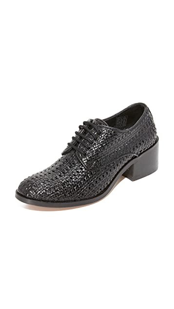 Jeffrey Campbell Topher Heeled Oxfords
