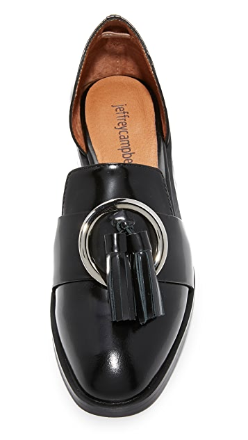 Jeffrey Campbell Opencase d'Orsay Flats