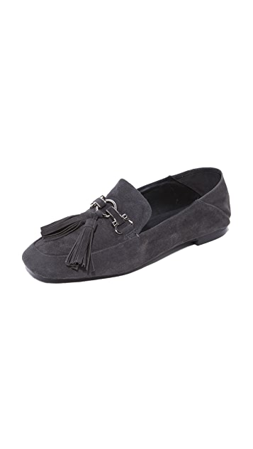 Jeffrey Campbell Didion Step Down Loafers