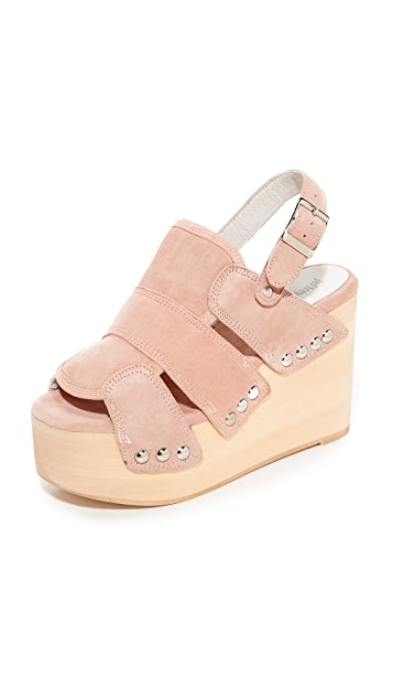 Jeffrey Campbell Kanali Wedges