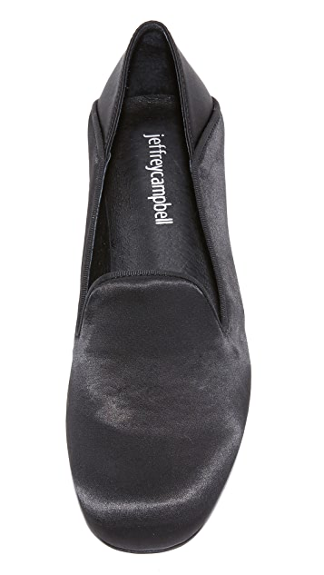 Jeffrey Campbell Symphony Step Down Loafers