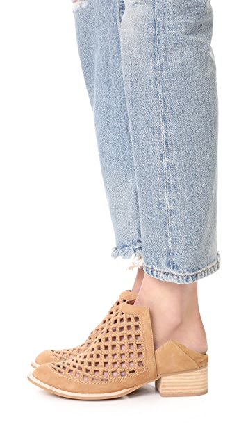 Jeffrey Campbell Tagline Step Down Booties