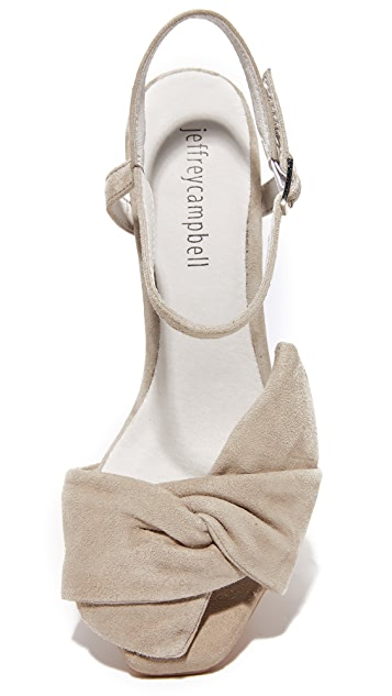 Jeffrey Campbell Envuelto Wedges
