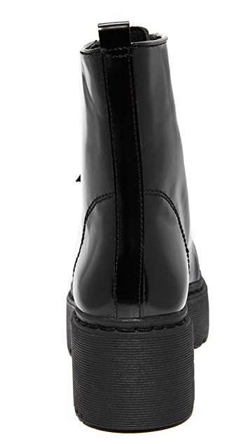 Jeffrey Campbell Tarkin Combat Boots