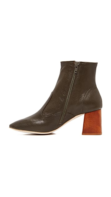 Jeffrey Campbell KOVAC - Classic ankle boots - black m3P2O
