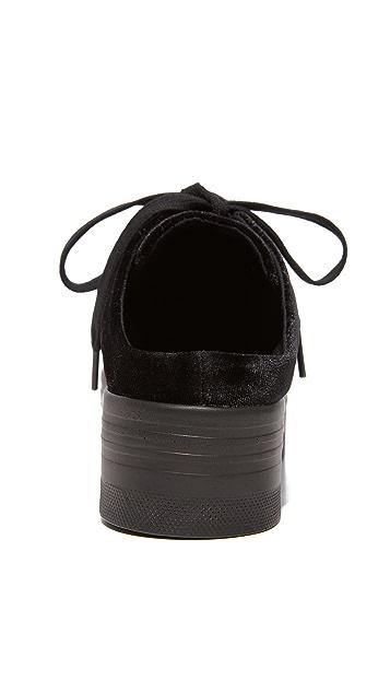 Jeffrey Campbell ZOMG Platform Sneaker Mules