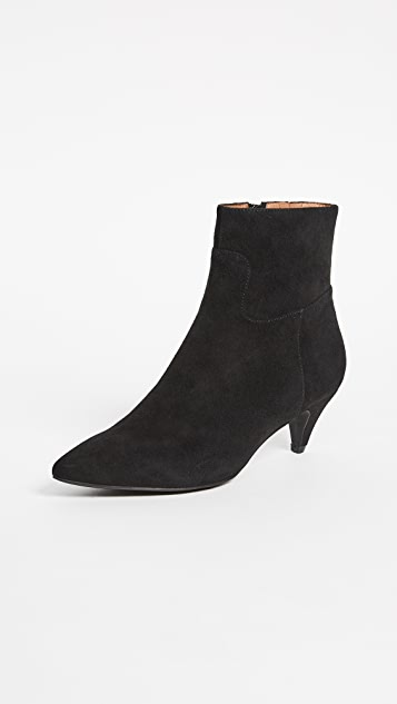 Jeffrey Campbell Muse 方锥矮跟短靴
