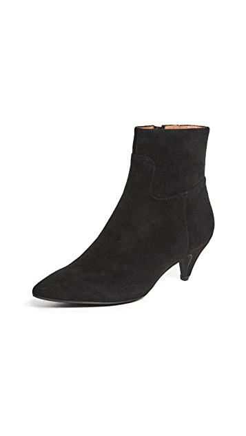 Jeffrey Campbell Muse Kitten Heel Booties