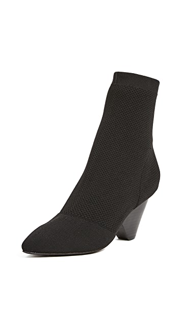 Jeffrey Campbell Acadia Sock Booties