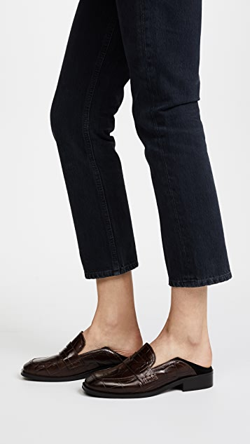 Jeffrey Campbell Triumph Loafers