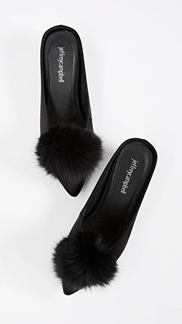 Jeffrey Campbell Ninon Point Toe Mules