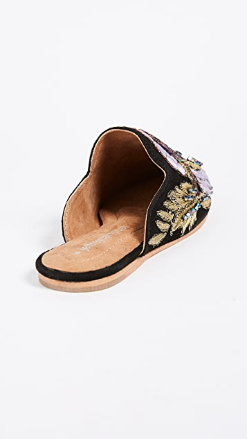 Jeffrey Campbell Varada Point Toe Slides