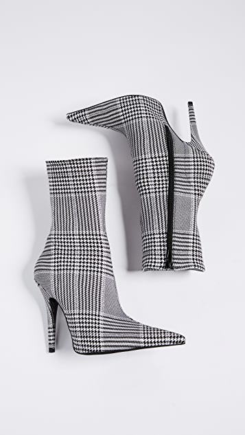 Jeffrey Campbell Vedette Point Toe Boots