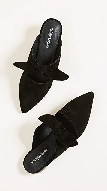 Jeffrey Campbell Charlin Point Toe Mules