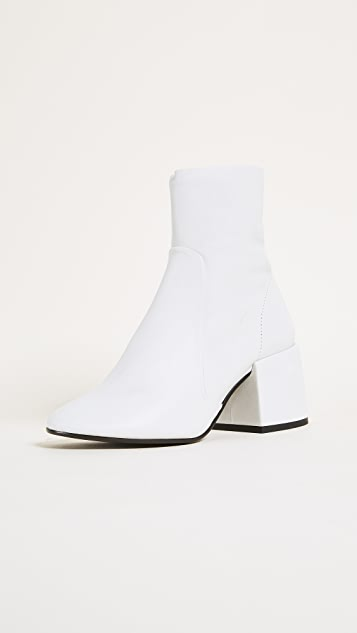 Jeffrey Campbell Ashcroft Block Ankle Booties