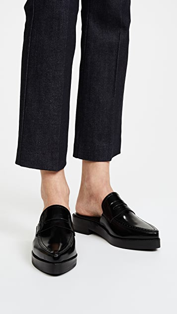 Jeffrey Campbell Finkman Point Toe Mules