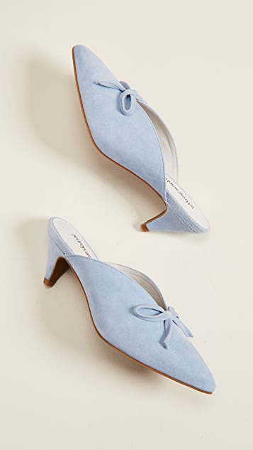Jeffrey Campbell Romance Point Toe Mules