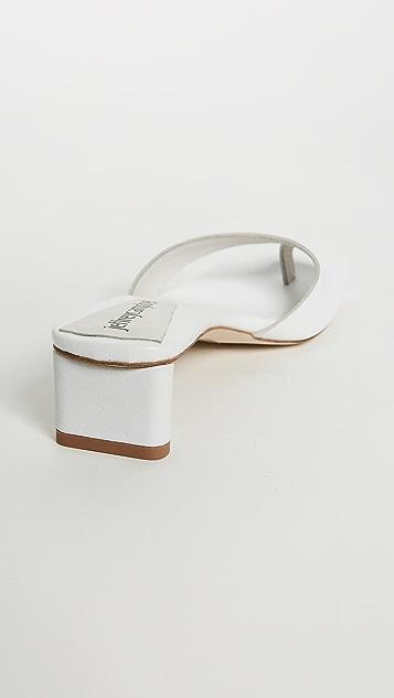Jeffrey Campbell Teclado Toe Ring Slides